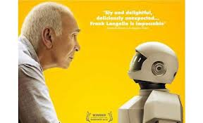 Franck et son ami Robot