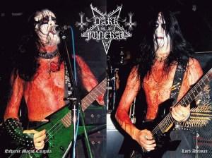 """""""Dark Funeral"""": Groupe Watain, enduit de sang de porc..."""
