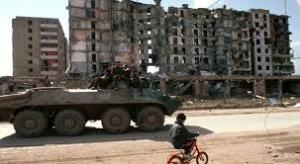 Sarajevo sous le joug Serbe